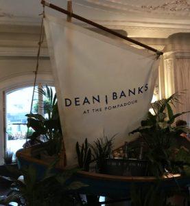 Dean Banks at The Pompadour