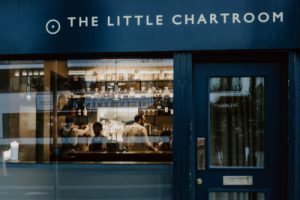 The Little Chartoom Exterior