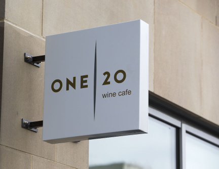 One20 Sign