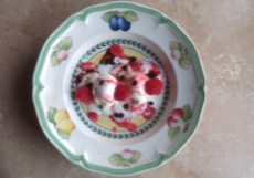 Raspberry Yoghurt etc Small
