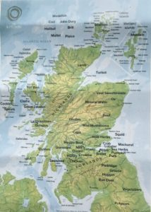 The Kitchin Map